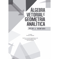Álgebra Vetorial E Geometria Analítica Pdf