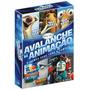 A Era Do Gelo 1-2-3 Avalanche De Animação + 2 Filmes - Novos
