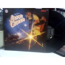 Lp - Novela - Amor Cigano - 1983 Frete 10,00