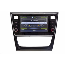 Central Multimídia Gol Voyage Saveiro G6 Dvd Gps Tv Digital