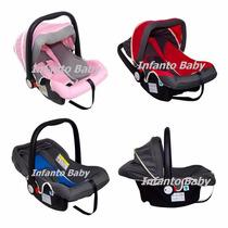 Bebe Conforto Para Carro C/ Inmetro Rosa Baby Style