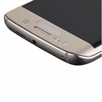 Película Vidro Curva Cobre Inteira Galaxy S6 Edge Plus +capa