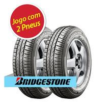 Kit Pneu Bridgestone 175/65r14 B250 82t 2 Unidades