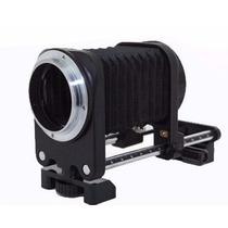 Fole Extensor Para Canon Macrofotografia Grande Ampliação
