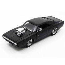 Dodge Charger R/t 1970 Velozes E Furiosos 7 Jada Toys 1:24 P