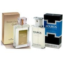 Perfume Hinode Fragrancia Kouros Fraicheur 100ml Masculino