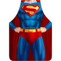 Avental Personalizado Super Homem Super Man