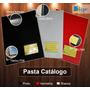 Edipe - Pasta Catálogo 10 Plasticos C/ Visor A4 Linhar Color