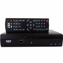 Conversor Digital Hdtv/sdtv/usb/hdmi Dtvb003 - Vii7