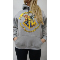 Moletom Harry Potter Blusa Hogwarts Cinema Geek