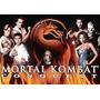 Dvd Mortal Kombat Conquest Serie Brinde Filme Frete Gratis