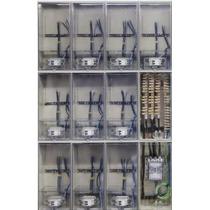 3b3b6fa18e2 Caixa De Luz Padrão Eletropaulo Para 10 Medidores Bifásicos à venda ...