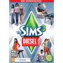 Jogo The Sims 3 Diesel Para Pc Pronta Entrega