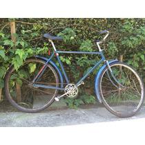 Bicicleta Raleigh Para Restauro! Parcele Em 12x!