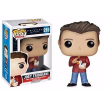 Funko Pop Friends Joey Tribbiani Série Tv Boneco 265