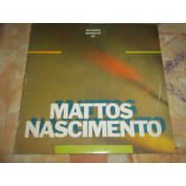 Lp Vinil Mattos Nascimento Melhores Momentos Gospel