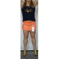 Biotipo Short Saia Sarja 36 Ao 42