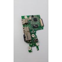 Placa Usb, Rede E Power Do Notebook Microboard Ultimate U342