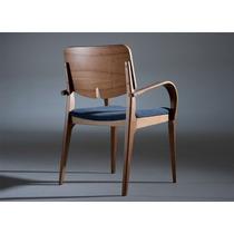 Cadeira Brisa Com Braços - Elisê Móveis