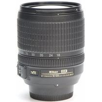 Lente Nikon Zoom 18-105mm G Ed Dx Vr