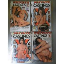 Filmes Pornôs Antigos : Private Castings ( Pierre Woodman )