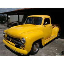 Chevrolet Brasil Ano 1961 Motor 3100