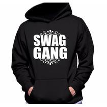 Blusa Moletom Canguru Swag Gang Promoção!!