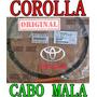 Cabo Fechadura Porta Malas Corolla 2003 2008 -p6