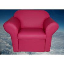Sofa Infantil Cor Pink