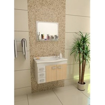 Gabinete / Armário Banheiro Milão