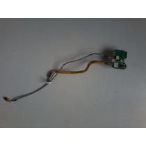 Placa Modem Firewire + Rabicho Notebook Hp Compaq Nx9010