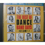 Cd Best Of Dance Big Band Days / Import / Frete Gratis