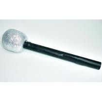 Microfone Plastico Silvio Santos Festa