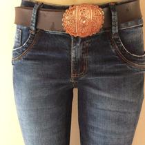 Calça Jeans Cigarrete Unna Skinny Luana (ref:50968)