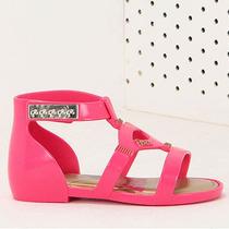 Sandália Infantil Grendene Barbie - 17 Ao 23 - Pink