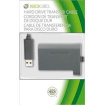 Cabo De Transferência Para Xbox 360 - Original