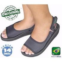 Sandália Magnética Ortopédica Reflexológica Chanel Terumi ®