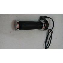 Punho Acelerador Elétrico P/moto E Bicicleta Elétrica
