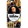 Capa Case Iphone 5 5s - O Poderoso Chefão Godfather Filmes