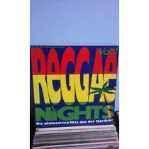 Lp Reggae Nights Vol.1 Peter Tosh,eddie Grant,jimmy,laidback