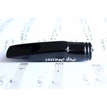 Boquilha Bo Pop Master Sax Alto 7 (arb) Com Abraçadeira