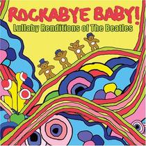 Cd Infantil Rockabye Baby - The Beatles Lacrado Original