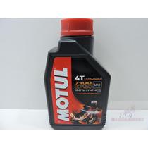 Oleo Motul 7100 20w 50 Sintético