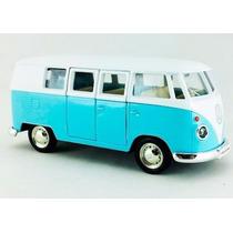 Miniatura Volkwagen Kombi 1962 Coleção Escala 1:32 Cp56