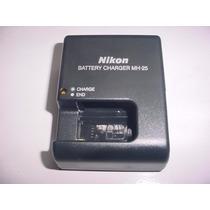 Carregador Mh-25 Nikon Original En-el15 D7100 D610 D700 D800