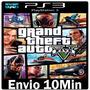 Grand Theft Auto V | Gta 5 | Português | Psn Ps3 * Envio Ja