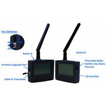 Modulo Transmissor Frsky Telemetria Com Visor 2,4g Accst