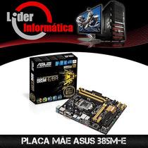Kit Placa Asus B85m-e+ I5 4460 3.2ghz 6mb Cache Promoção!!!