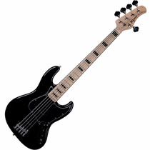 Baixo Tagima Tjb5 5 Cordas Fender Jazz Bass Cor Preto Tjb 5