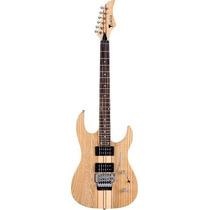 Ritmus ! Eagle Egt61 Guitarra Com Micro Afinação Cor Natural